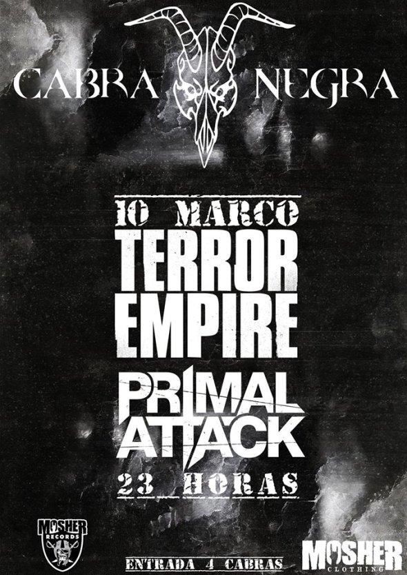 10 Terror Empire
