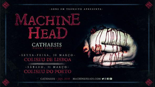 30 31 Machine Head