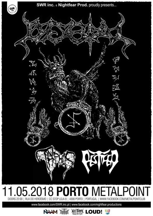 11 Nightfear festival Metalpoint