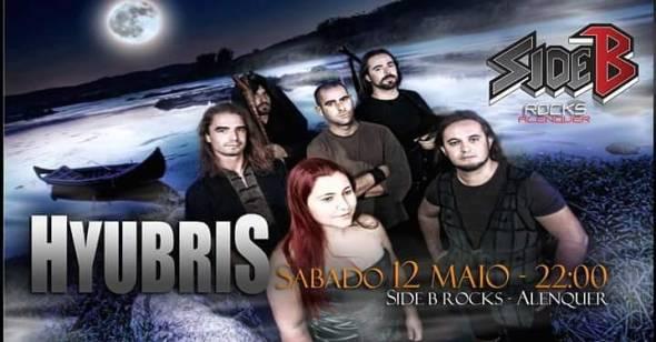 12 Hyubris