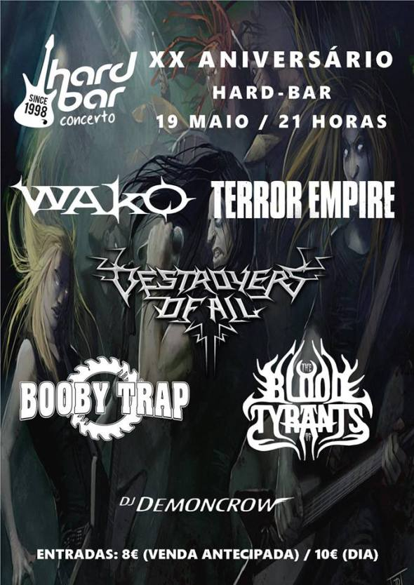19 Aniversario Hard Bar