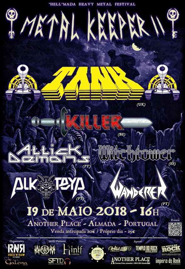 19 Metal Keeper Fest II