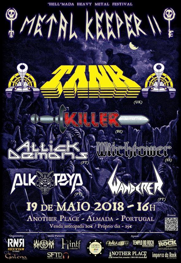 19 Metal Keeper Fest II