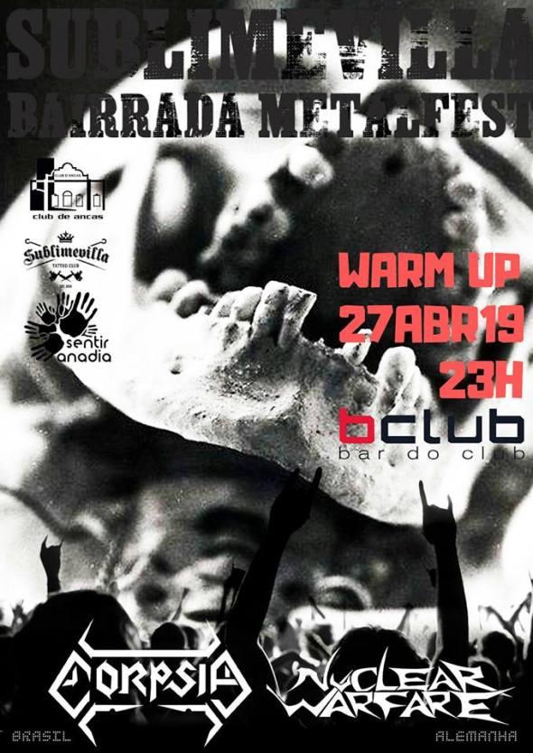 27_Bairrada Metal Fest Warm Up